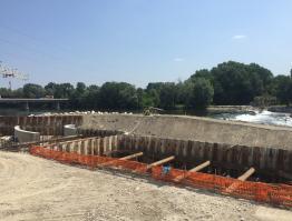 Centrale idroelettrica sul Fiume Adda, Rivolta d'Adda (CR)